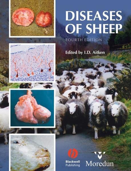 Diseases of Sheep - Coverbild