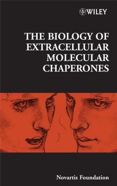 The Biology of Extracellular Molecular Chaperones - Coverbild