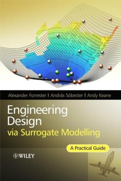 Engineering Design via Surrogate Modelling - Coverbild