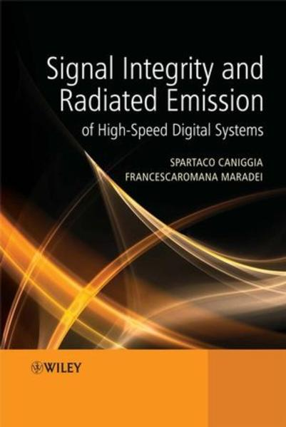 Signal Integrity and Radiated Emission of High-Speed Digital Systems - Coverbild