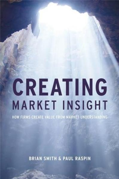 Creating Market Insight - Coverbild