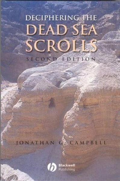 Deciphering the Dead Sea Scrolls - Coverbild