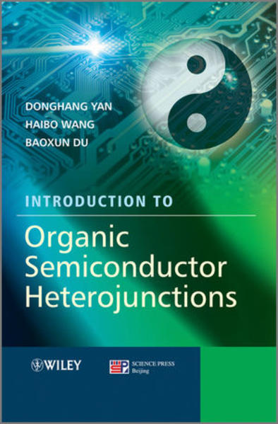 Introduction to Organic Semiconductor Heterojunctions - Coverbild