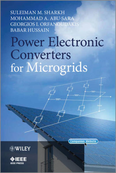 Power Electronic Converters for Microgrids - Coverbild