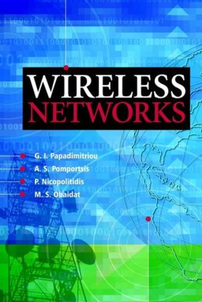 Wireless Networks - Coverbild