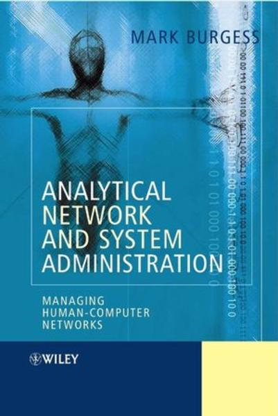 Analytical Network and System Administration - Coverbild