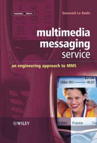 Multimedia Messaging Service - Coverbild