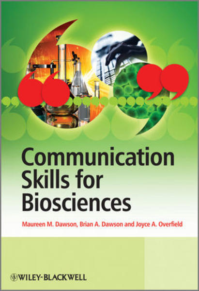 Communication Skills for Biosciences - Coverbild