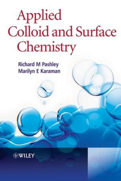 Applied Colloid and Surface Chemistry - Coverbild