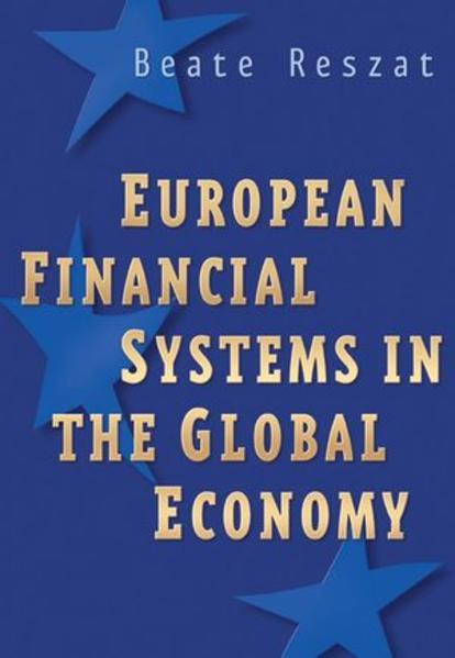 European Financial Systems in the Global Economy - Coverbild