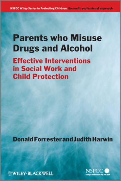 Parents Who Misuse Drugs and Alcohol - Coverbild
