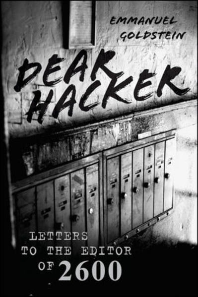 Dear Hacker - Coverbild