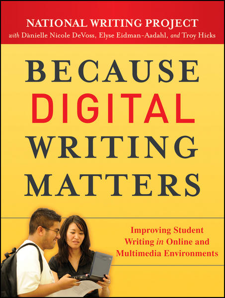 Because Digital Writing Matters - Coverbild
