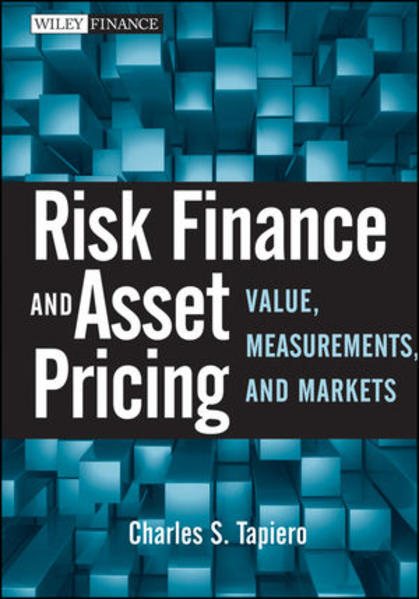 Risk Finance and Asset Pricing - Coverbild
