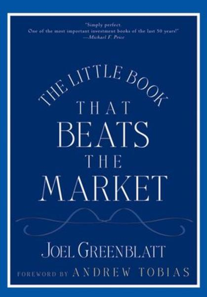 The Little Book That Beats the Market - Coverbild