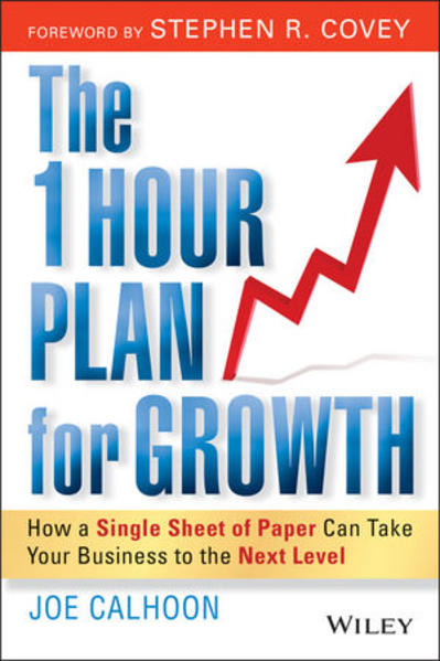 The One Hour Plan For Growth - Coverbild