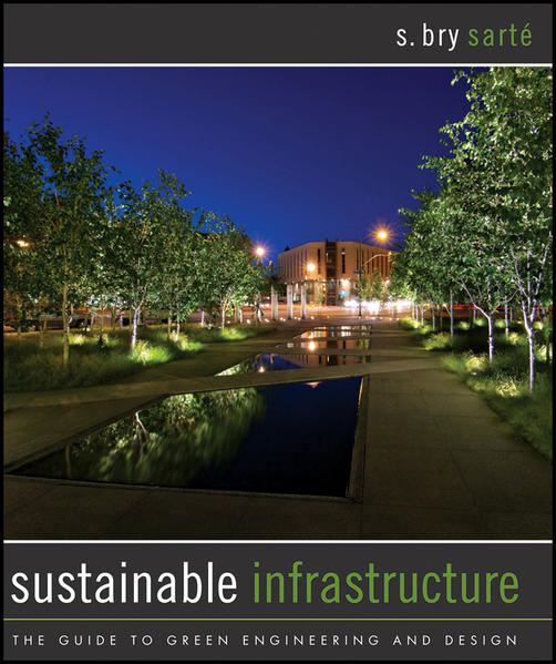 Sustainable Infrastructure - Coverbild