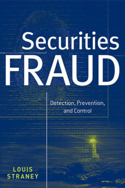 Securities Fraud - Coverbild