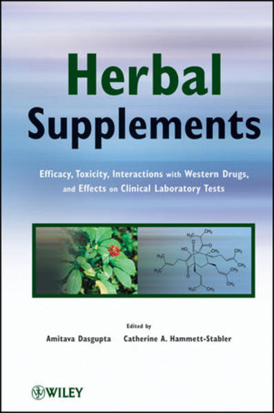 Herbal Supplements - Coverbild