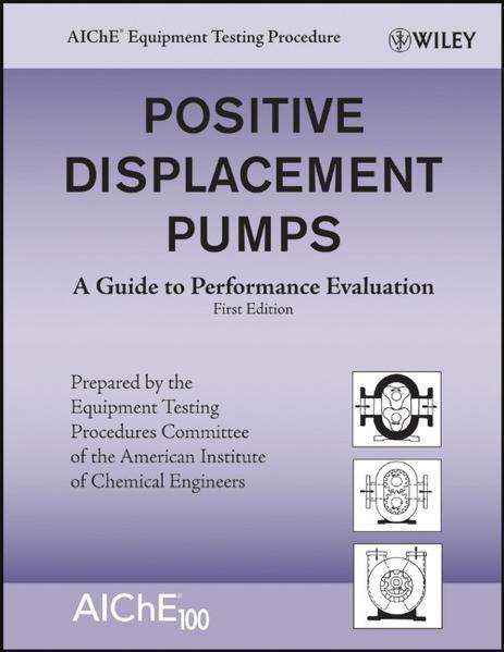Positive Displacement Pumps - Coverbild