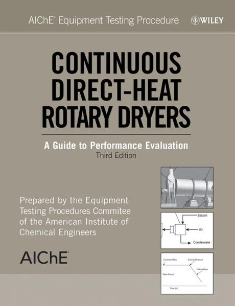 AIChE Equipment Testing Procedure - Coverbild
