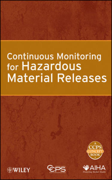 Continuous Monitoring for Hazardous Material Releases - Coverbild