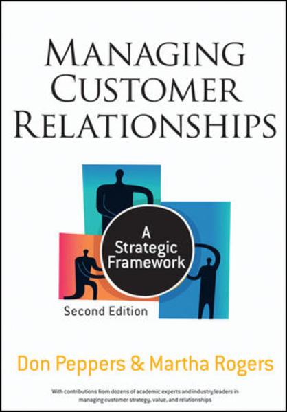 Managing Customer Relationships - Coverbild
