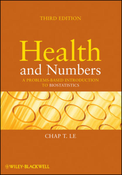 Health and Numbers - Coverbild