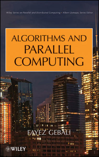 Algorithms and Parallel Computing - Coverbild