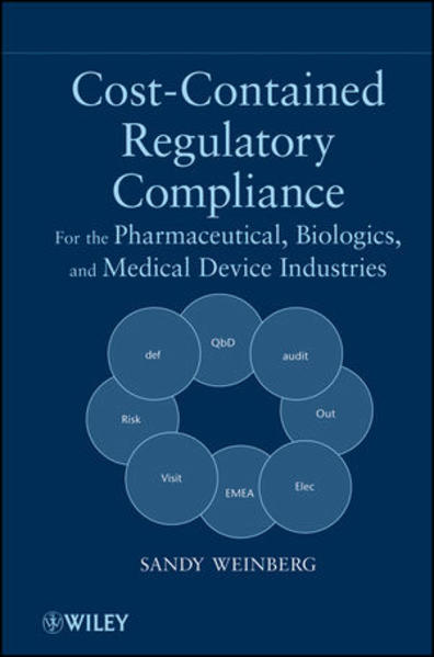 Cost-Contained Regulatory Compliance - Coverbild