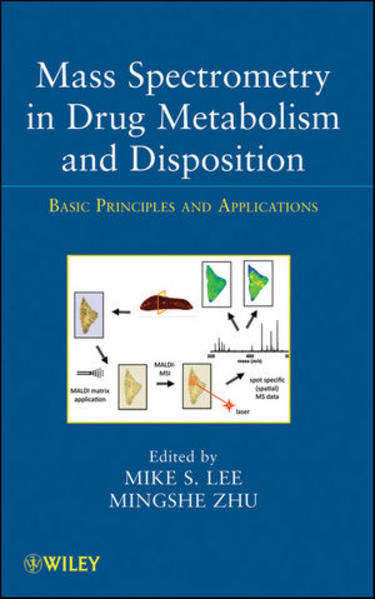 Mass Spectrometry in Drug Metabolism and Disposition - Coverbild
