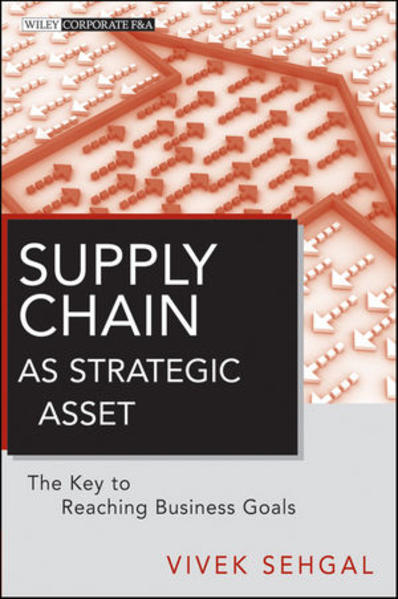 Supply Chain as Strategic Asset - Coverbild