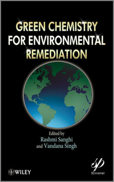 Green Chemistry for Environmental Remediation - Coverbild