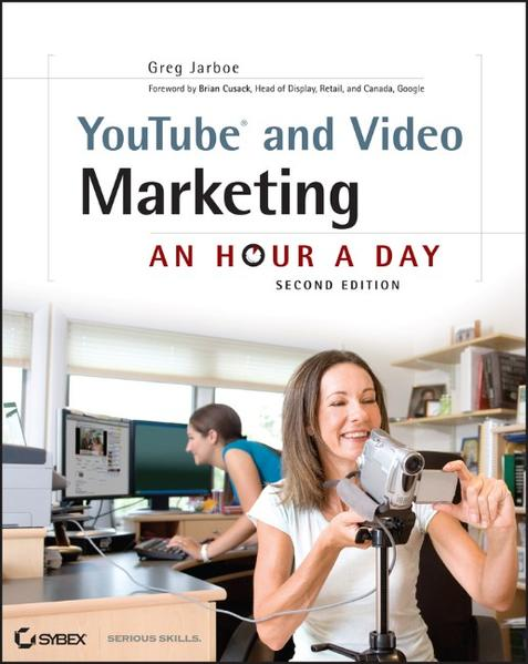 YouTube and Video Marketing - Coverbild