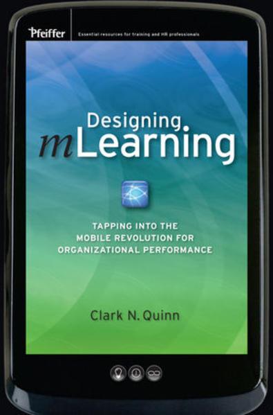 Designing mLearning - Coverbild