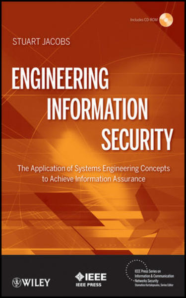 Engineering Information Security - Coverbild
