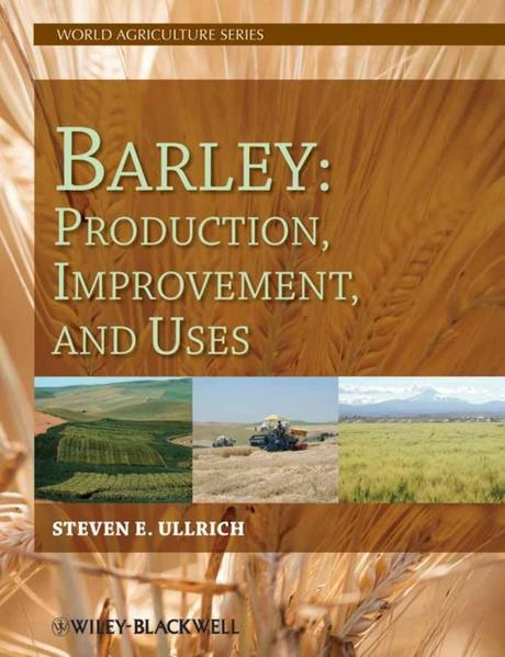 Barley - Coverbild