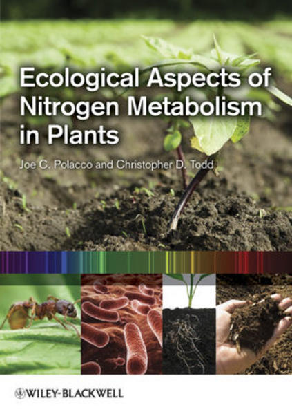 Ecological Aspects of Nitrogen Metabolism in Plants - Coverbild
