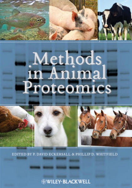 Methods in Animal Proteomics - Coverbild