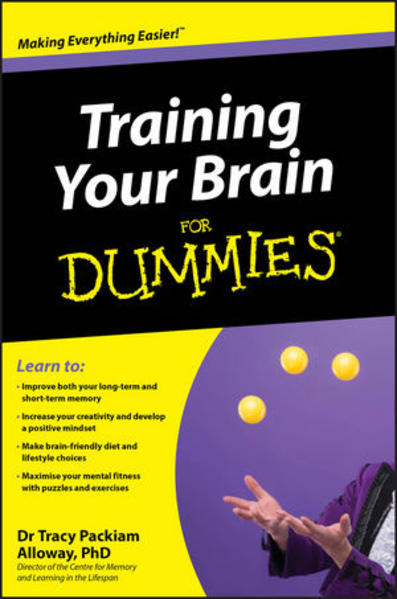 Training Your Brain For Dummies - Coverbild