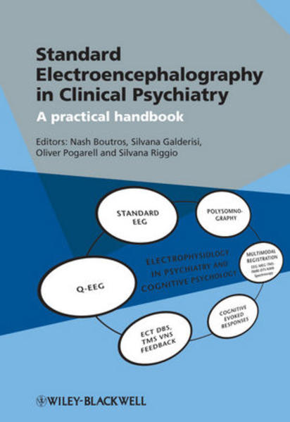 Standard Electroencephalography in Clinical Psychiatry - Coverbild