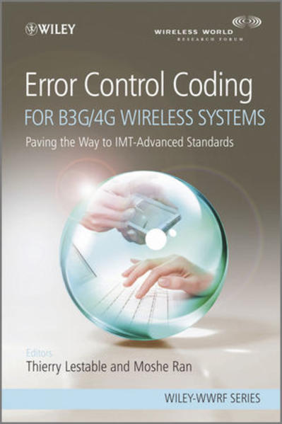 Error Control Coding for B3G/4G Wireless Systems - Coverbild