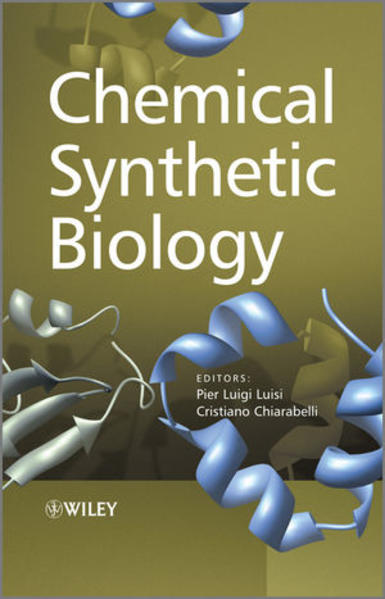 Chemical Synthetic Biology - Coverbild
