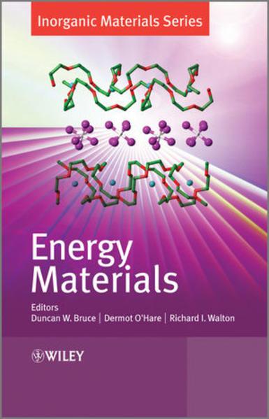 Energy Materials - Coverbild