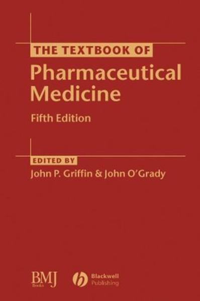 The Textbook of Pharmaceutical Medicine - Coverbild