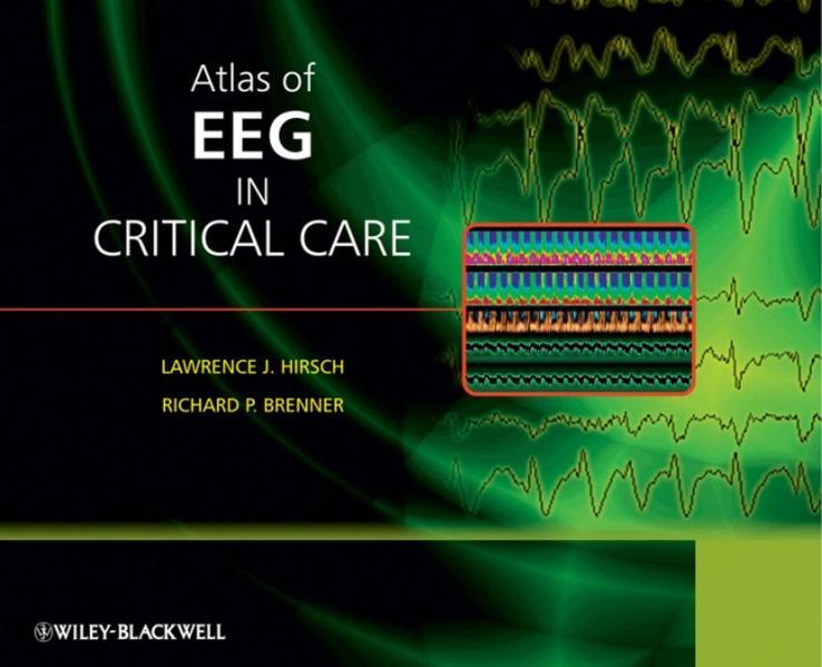 Atlas of EEG in Critical Care - Coverbild