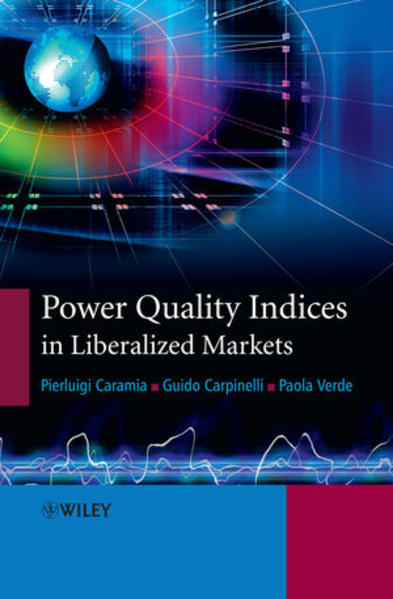 Power Quality Indices in Liberalized Markets - Coverbild