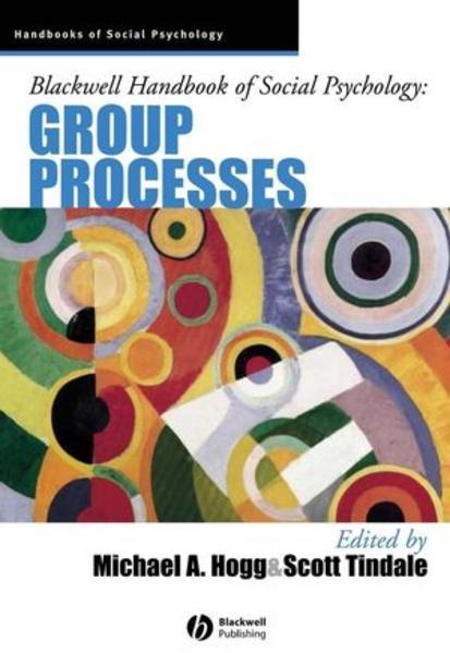 Blackwell Handbook of Social Psychology - Coverbild