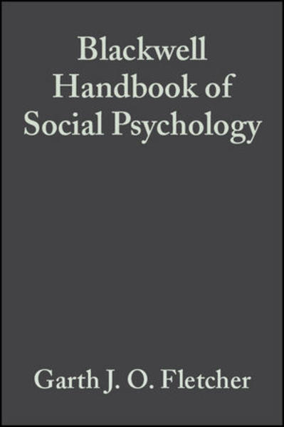 Blackwell Handbook of Social Psychology - Coverbild