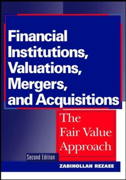 Financial Institutions, Valuations, Mergers, and Acquisitions - Coverbild